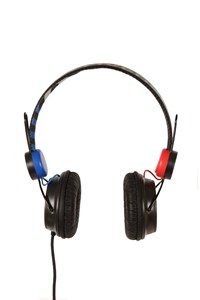 Diesel Ghetto-Blast Stereo Headphones