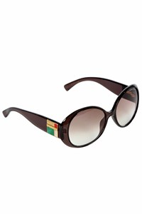 Marc Jacobs MJ 212/S Brown Acetate Sunglasses