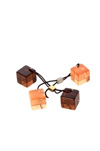 Louis Vuitton Set of Hair Band Cubes
