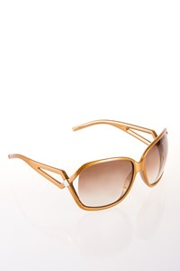 Dior U2802 Madrague Gold Sunglasses