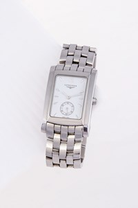 Longines Dolce Vita Steel Watch