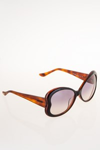 Moschino MO59802 Brown Acetate Sunglasses