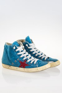 Golden Goose Francy Hi-Top Sneakers / Size: 40 - Fit: 40.5