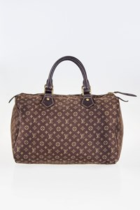 Louis Vuitton Idylle Monogram Canvas Speedy 30 Tote Bag
