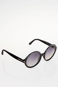 Tom Ford Juliet TF369 Black Acetate Sunglasses