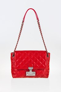 Marc Jacobs Single Baroque Large Quilted Tote Bag