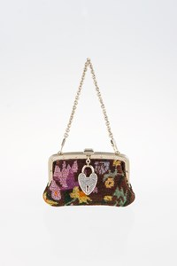 Gucci Bead-Embellished Miniature Bag