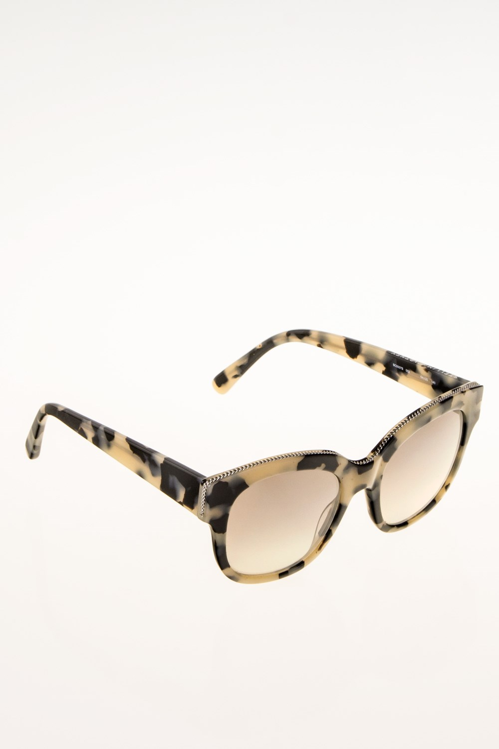 ad9b1a82b0 Stella McCartney SC0007s Tortoise Shell Acetate Sunglasses ...