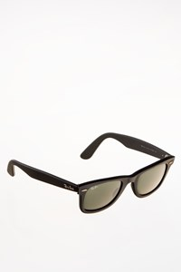 Ray Ban Original Small 47mm Wayfarer Classic RB 2140 Matte Black Sunglasses