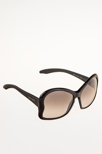Prada Butterfly SPR 18I Black Sunglasses