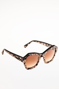 Stella McCartney SC0022S Rose Havana Acetate Sunglasses