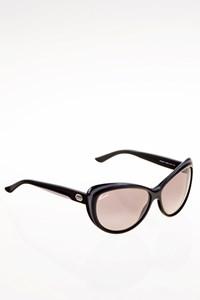 Gucci GG3510/S Black and Grey Acetate Sunglasses