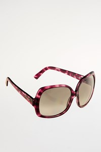 Salvatore Ferragamo 2166 648/11 Purple Tortoise Shell Acetate Sunglasses