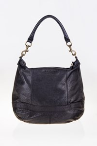 Liebeskind Black Leather Hobo Bag