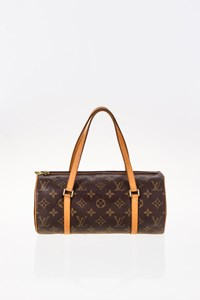 Louis Vuitton Monogram Canvas Papillon 26 Tote Bag