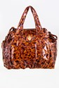 Gucci Hysteria Crystal Leather Large Tote Bag