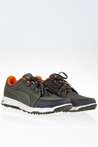 Puma Golf Khaki Mesh Sneakers / Size: 42 - Fit: True to size