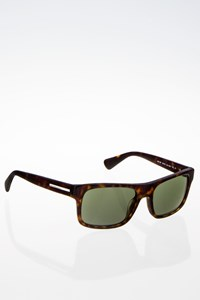 Prada SPR19P Brown Turtoise Acetate Men's Sunglasses