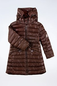 Moncler Brown Puffer Jacket / Size: 4 years