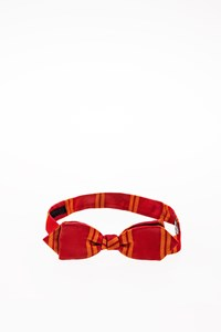 Chantale pour Pagoni Two-Colour  Silk Bow Tie