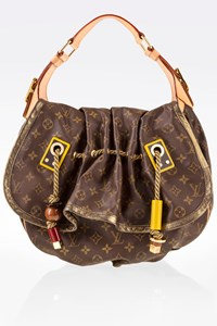 Louis Vuitton Limited Edition Kalahari Monogram Canvas GM Tote Bag