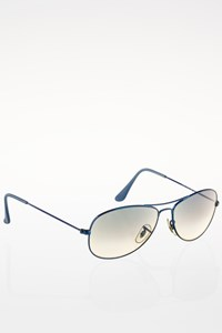 Ray Ban RB 3362 Cockpit Blue Metallic Sunglasses