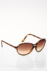 Chanel 5117 C502 Brown Tortoise Shell Acetate Sunglasses with Logo