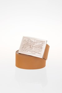 Louis Vuitton Travelling Requisites Beige Belt