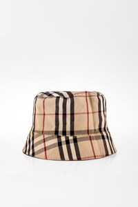 Burberry London Double Sided Bucket Hat