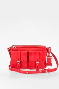 Marc By Marc Jacobs Light Red Crossbody Mini Bag