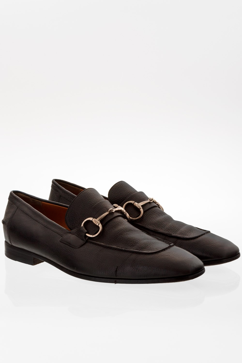 b2fda639df2 Black Jordaan Leather Loafers   Size  44E - Fit  True to size ...