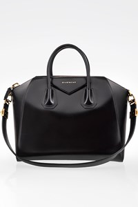 Givenchy Black Antigona Leather Bag