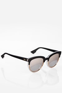 Dior K4X96 Sight 1 Black Acetate Sunglasses