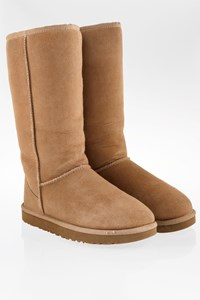 Ugg Sandy Beige W Classic Tall Boots / Size: 38 - Fit: 38.5