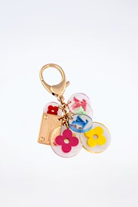 Louis Vuitton Multicoloured Bag Charm