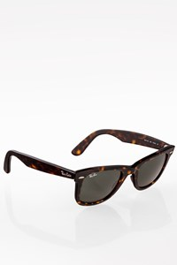 Ray Ban RB2140 Original Wayfarer Tortoise-Shell Acetate Sunglasses