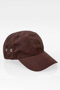 Prada Sport Brown Nylon Baseball Cap
