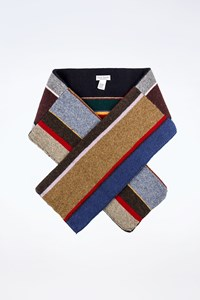 Paul Smith Multicoloured Wool Scarf