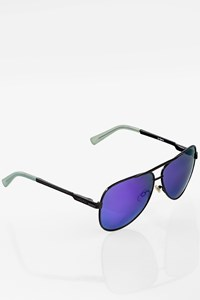 Le Specs Thunderbird 1302167 Large Blue Lenses Sunglasses