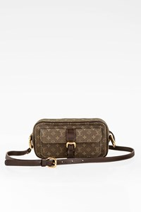 Louis Vuitton Khaki Monogram Mini Lin Juliette NM Bag