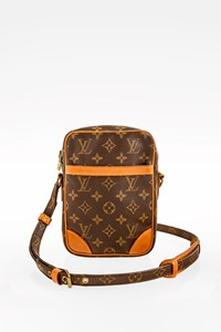 6d4ce76f2f Louis Vuitton Vintage Monogram Τσάντα Danube ...