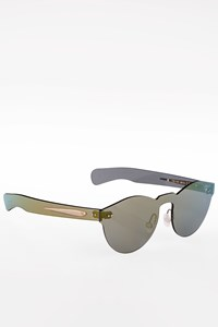 KOPAJOS Max Zorin Mirrored Nylon Sunglasses