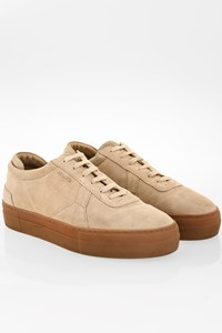 Axel Arigato Sand Suede Platform Sneakers / Size: 40 - Fit: True to size