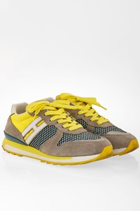 Hogan Rebel Tricolor Allacciato Sneakers / Size: 37.5 - Fit: 38.5