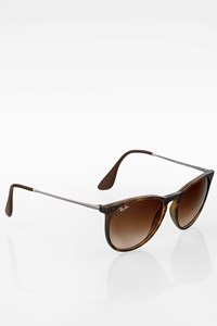 Ray Ban Erika 4171 Brown Acetate Sunglasses