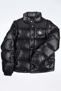 Moncler Boys' Padded Jacket with Removable Sleeves / Size: 12 years