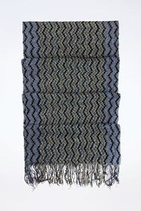 Missoni Multicoloured Scarf with Fringes