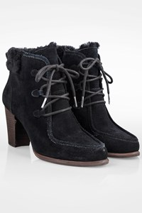 Ugg Black Analise Suede Boots / Size: 39 - Fit: True to size