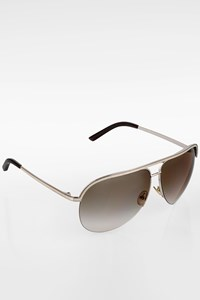 Marc Jacobs MJ069/S Men's Silver Metal Sunglasses