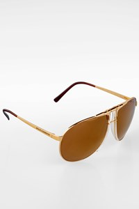 Dolce & Gabbana DG2029 Men's Gold Metal Sunglasses